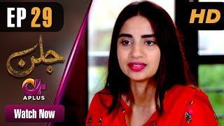 Drama | Jallan - Episode 29 | Aplus ᴴᴰ Dramas | Saboor Ali, Imran Aslam, Waseem Abbas