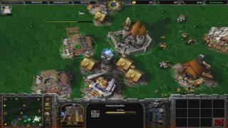 Warcraft 3 live match 1v1 #1 German Best Warri   Hu vs Orc High lvl play 30+ 2017 SOLO EU LADDER