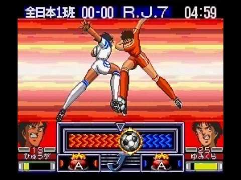キャプテン翼 (Captain Tsubasa - 足球小將) ★ ALL INTROS FROM SUPER FAMICOM 【SFC】