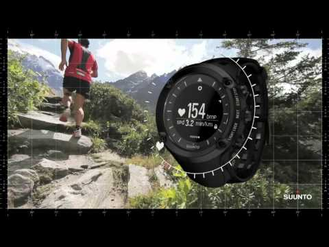 Suunto Ambit advanced training functions