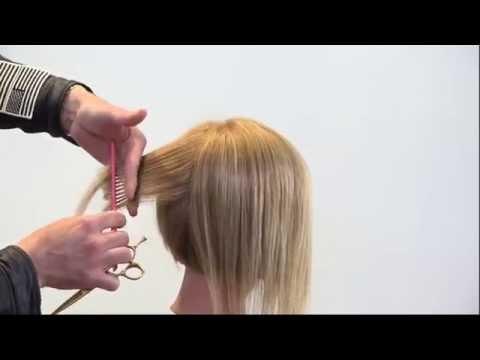 FSE LIVE #9 Dry Haircutting Techniques with Matt Beck the perfect bob haircut