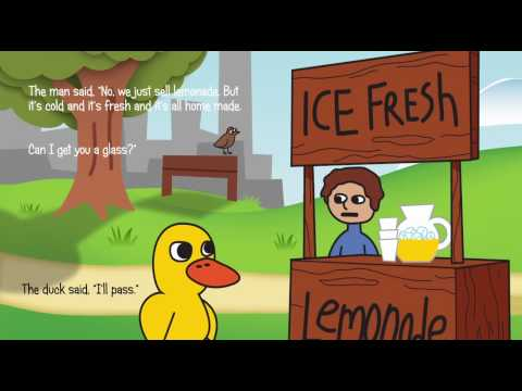 Funny Song: The Duck Song