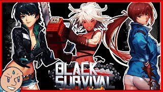 Black Survival | Anime Battle Royale For Android