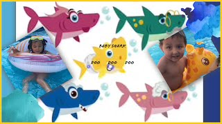 Baby shark Sing and Dance song!