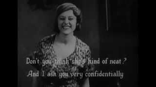 Aint She Sweet  - Fleischer - Lillian Roth - 1933.mp4