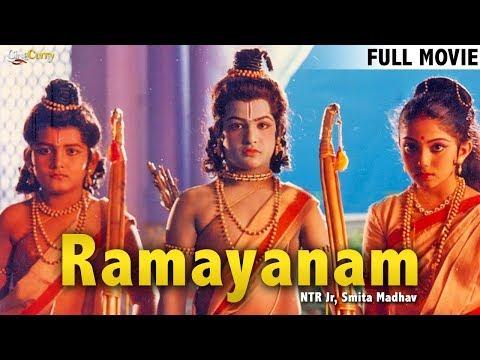 Ramayanam│Full Tamil Movie│NTR Jr Smita Madhav