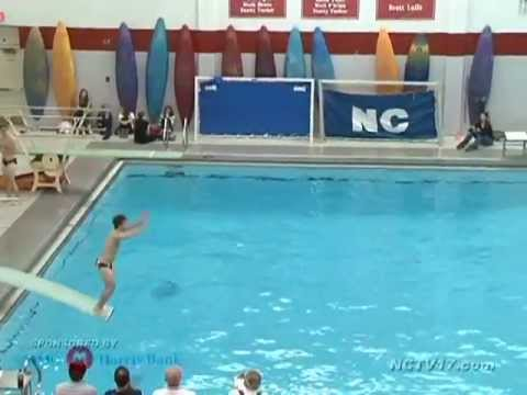 Naperville Central vs Naperville North Boys Swimming and Diving January 4, 2013