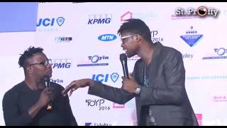 still ringing's Comedy at the 2016 JCI Nigeria National Convention, LASGIDI 2016
