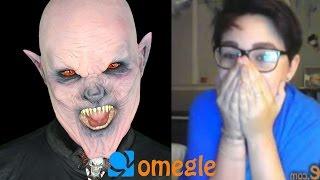 A Vampire Bat goes on Omegle! - Joke Edition 2!