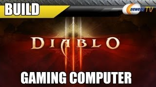Newegg TV_ Gabe's Diablo III Gaming Computer Build - GTX 670, i5 3570K, Z77