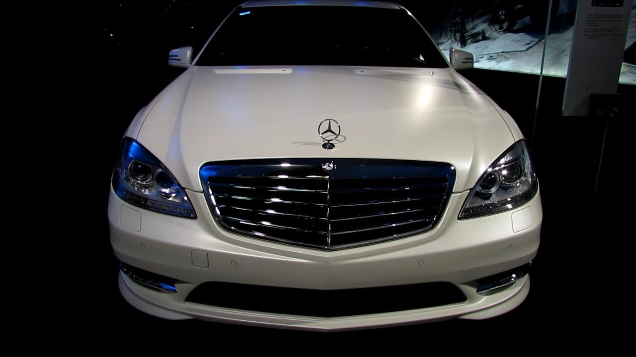 2013 mercedes benz s550 exterior and interior walkaround for Mercedes benz 2013 s550