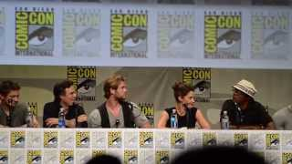 Ant-Man and Avengers Age of Ultron SDCC 2014 Marvel Movie Panel