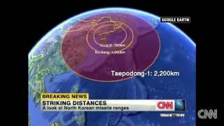 How far can North Korean missiles go ?