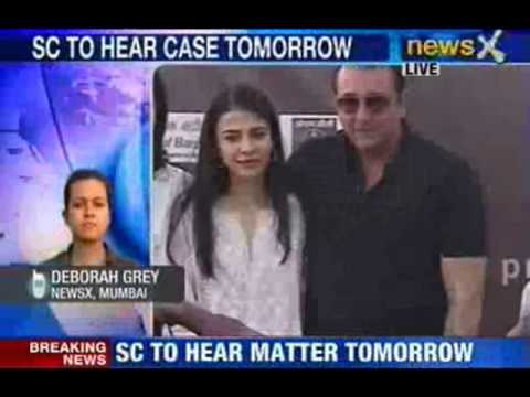 NewsX: Sanjay Dutt alleges threat to life, to surrender in Pune