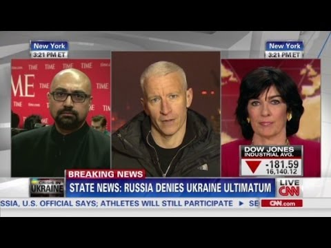 Russia denies Ukraine ultimatum