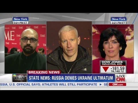 Russia denies Ukraine ultimatum