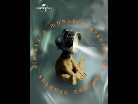 Ornatos Violeta - O Monstro Precisa de Amigos (Album Completo)