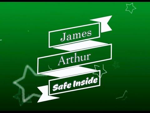 download lagu James Arthur - Safe Inside KARAOKE NO VOCAL gratis