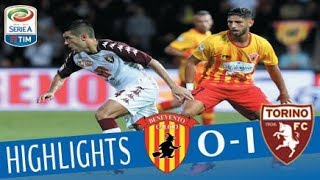 Benevento - Torino - 0-1 - Highlights - Giornata 3 - Serie A TIM 2017/18
