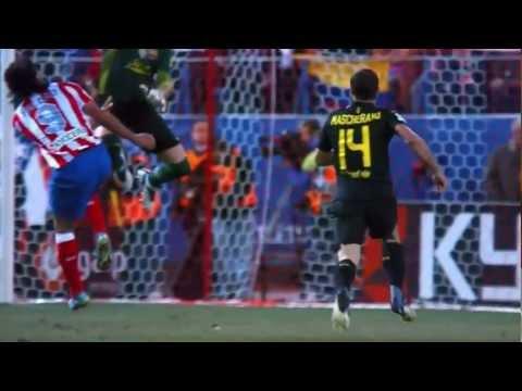 Atletico Madrid - FC Barcelona (1-2) All Goals & Full Match Highlights (26.02.2012) HD