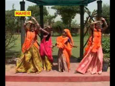 Beera Bahana Ko Aavato   Desi Video Song   Marwadi Lok Geet Song video