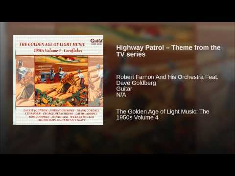 Highway Patrol – Theme From The Tv Series video