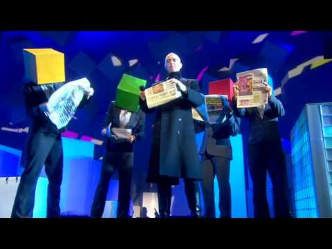Pet Shop Boys - West End Girls (live) 2009 [HD]