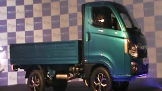 Tata Motors launches India's first compact truck – Tata INTRAVL 2 B4U MEDIA