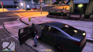 GTA 5 - Mission 27 (part 1/2) - Michael and Trevor - Xbox 360 HD