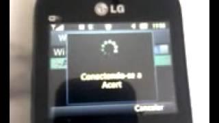 celular LG c-195