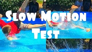 iPhone 6 Best Slow Motion 240fps