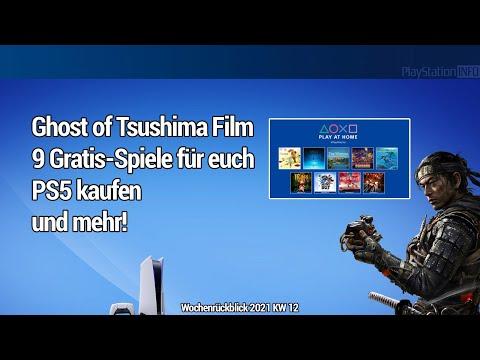 Ghost of Tsushima Film 9 Gratis Spiele für euch PS5 kaufen WRB 12