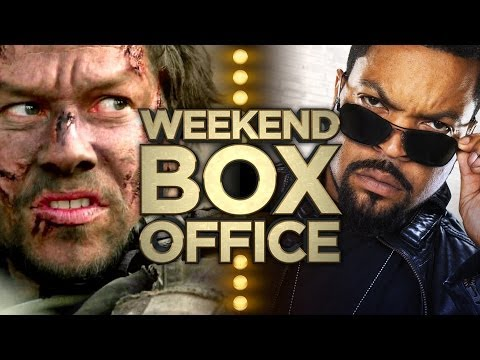 Weekend Box Office - Jan. 24-26, 2014 - Studio Earnings Report HD