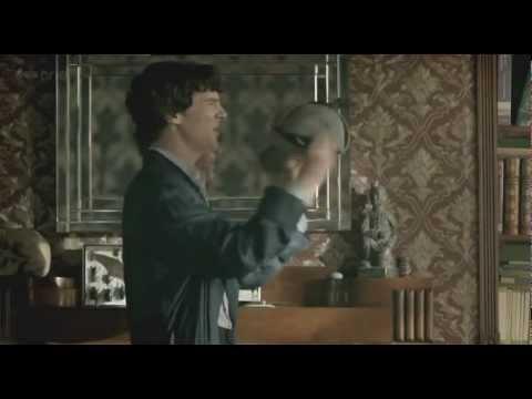 Sherlock BBC - Биология, или Как трудно быть известным