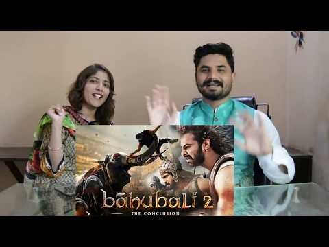 Pakistani Reacts to Baahubali 2 - The Beginning Trailer - The Conclusion | Official Trailer thumbnail