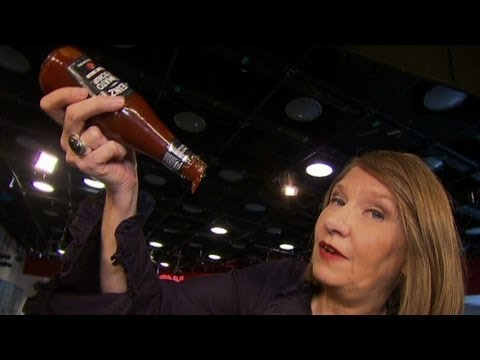 Jeanne Moos reports on 'Ketchup Lube'