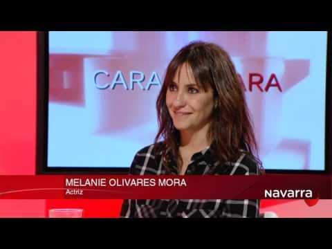 Cara a Cara Melanie Olivares- Actriz- 15 marzo 2016