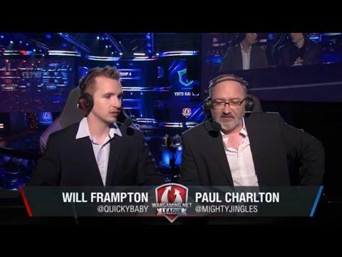 World of Tanks - WGL Grand Finals Stream Highlights 2