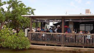 180715 Billy J & the Big Easy at The Crabby Lady Restaurant - YouTube Vid by JazzBluesFlorida.com #2