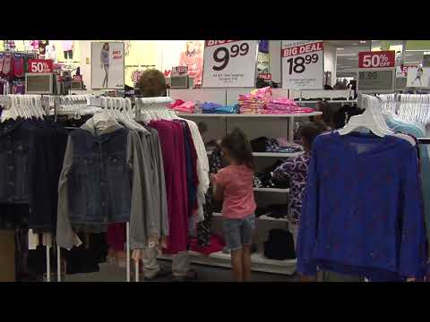 Operation: School Bell gives kids in need a free shopping spree
