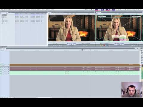 Syncing Audio and Video Using the Timeline in Final Cut Pro