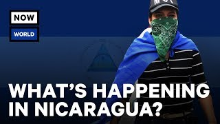 Nicaragua Protests Call on President Ortega to Resign | NowThis World