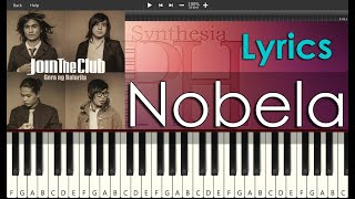 Nobela - Join the Club | Piano Cover