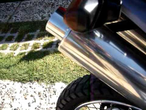 Honda Falcon NX400.MOV Video
