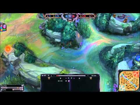 New champion in League of Legends Strange symbols on Summoners Rift