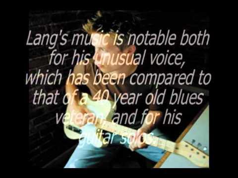 Johnny Lang - Thankful