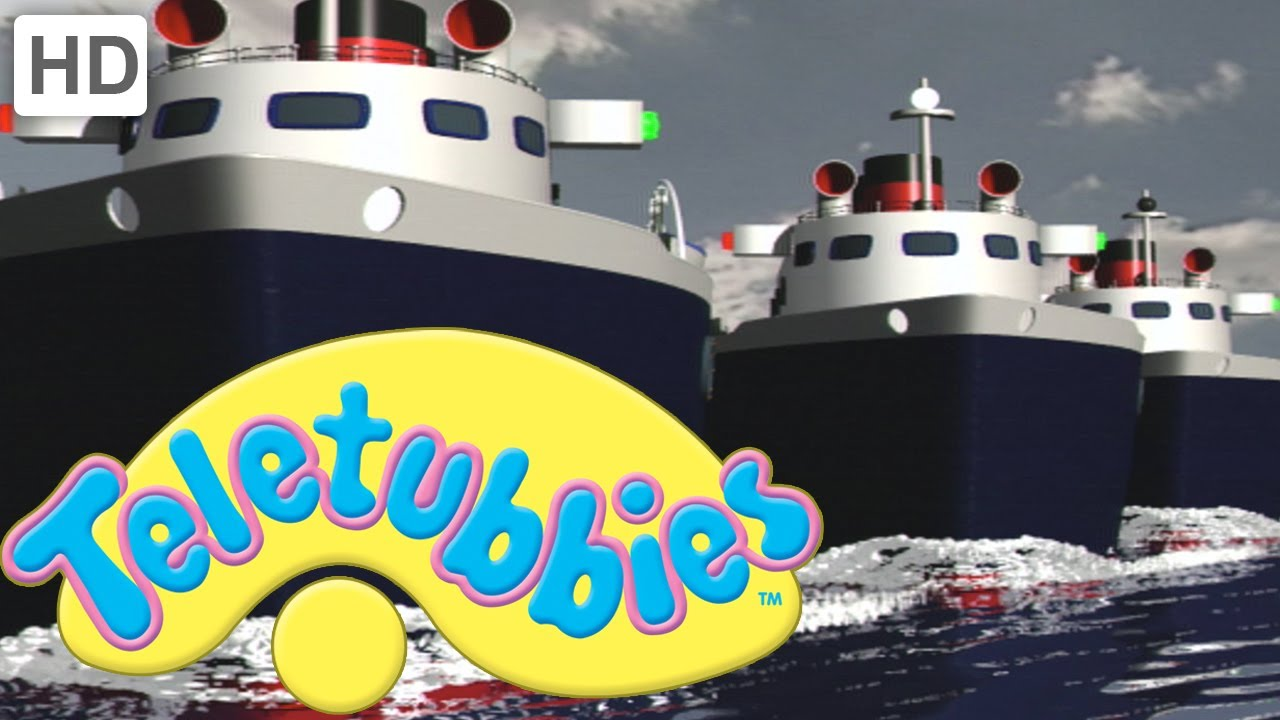 Teletubbies Magical Event The Three Ships Clip YouTube