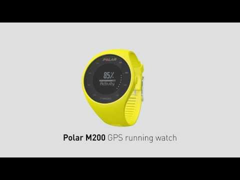Integrated GPS | Polar M200 GPS Running Watch