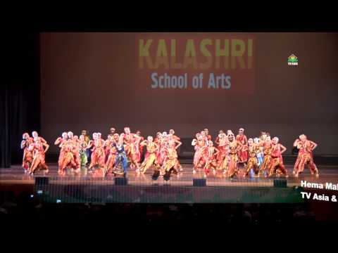 Hema Malinis Durga Dance Ballet at NJPAC TV Asia and Rhythm...