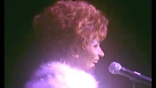 Shirley Bassey - I Wish You Love (1997 Live in Belgium)